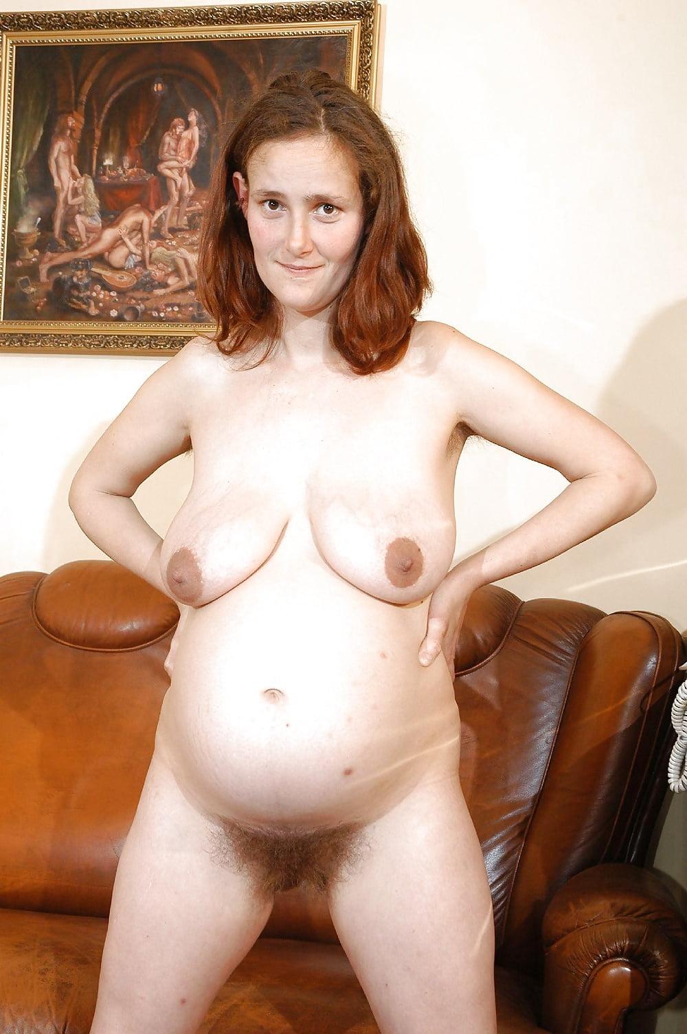 Naked pregnant big tits amateur