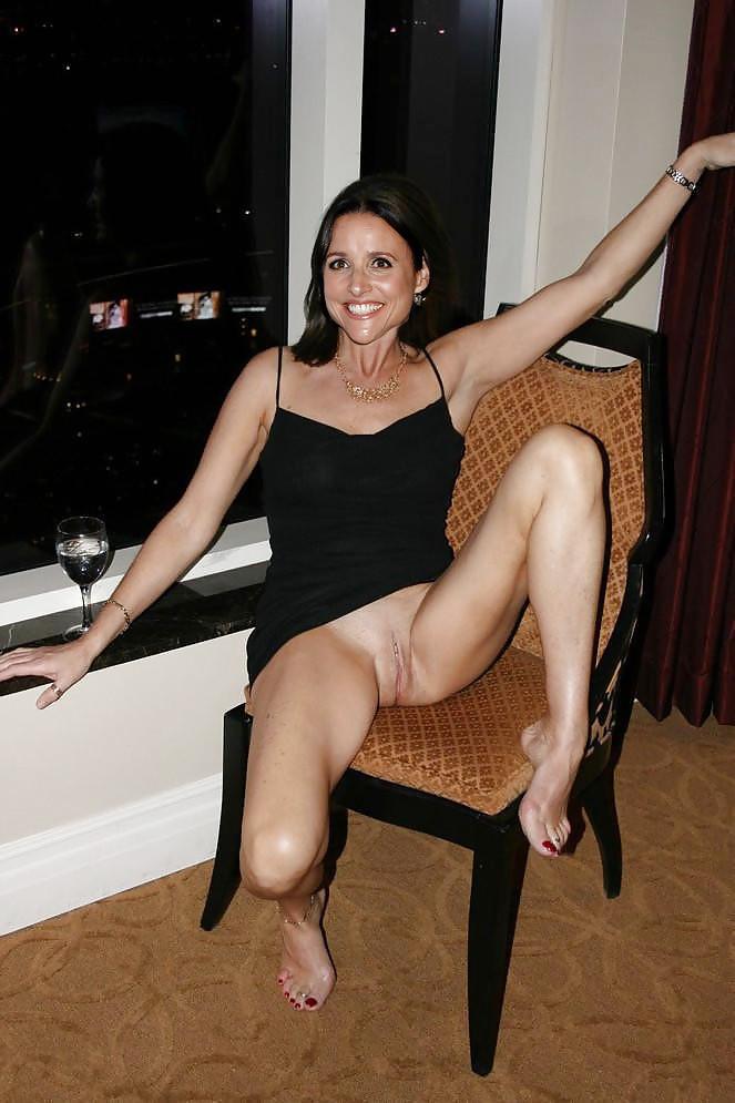 Sexiest fake butt nude pics julia louis dreyfus picture 856