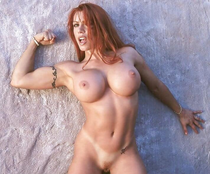 Pro wrestling women nude