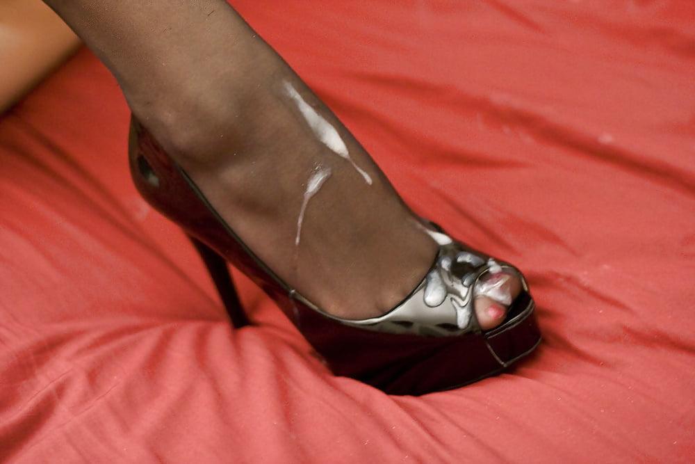 сперма и каблуки - 12