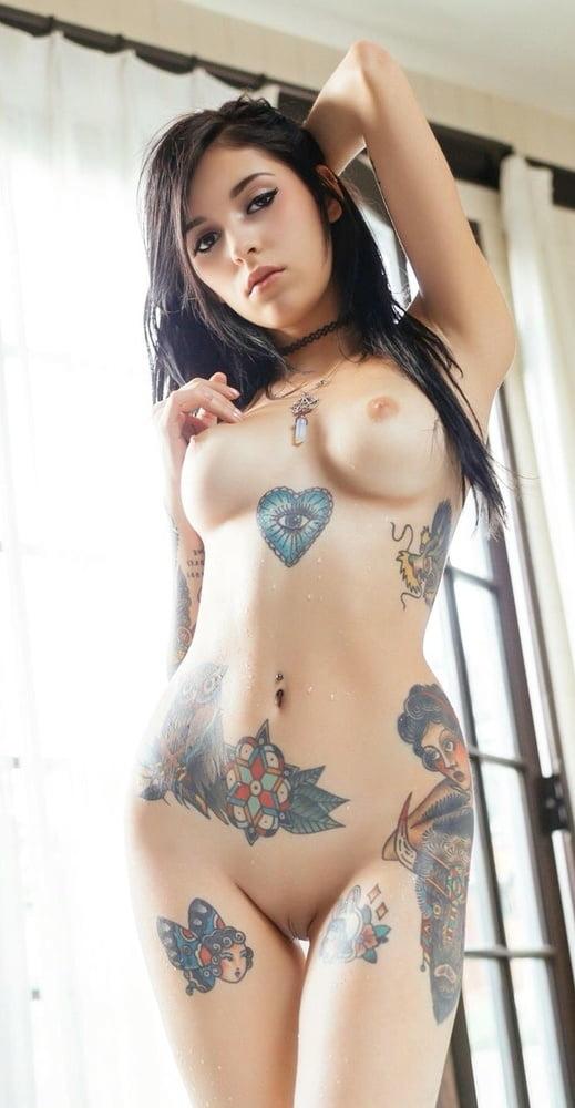 Tattooed Nude Girls