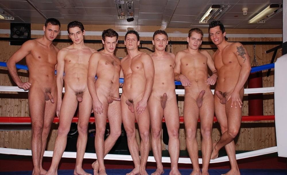 Naked guys swimming cfnm photo story