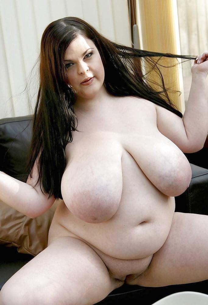 Huge tits blonde chubby