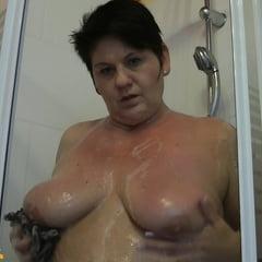 Annadevot BIG TITS In The Shower