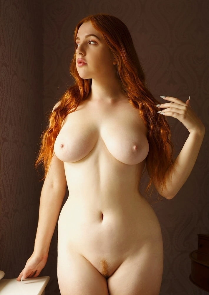 Sexy thick redhead