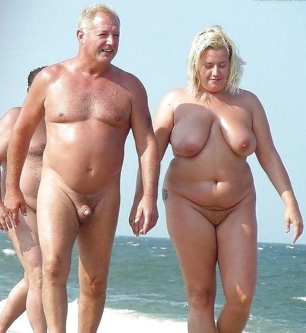 Mature nudist couples