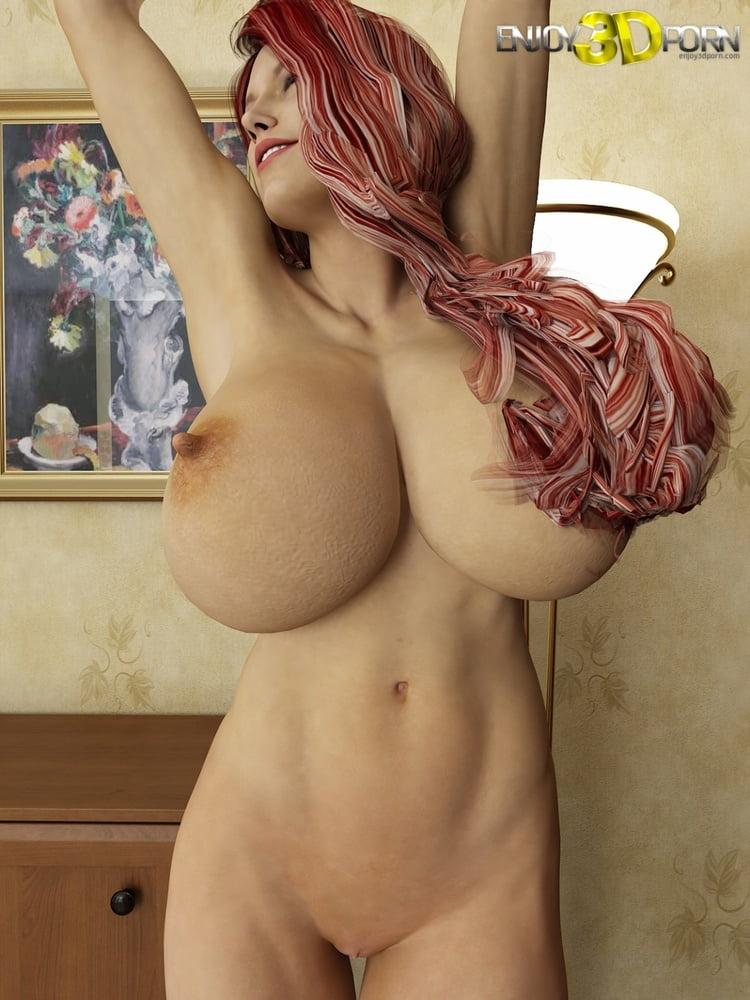 Huge anime tits-1504