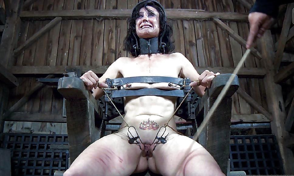 Free bondage torture clips