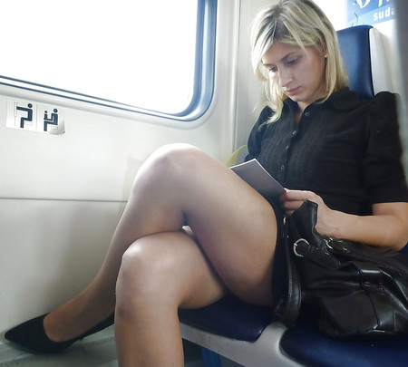 train voyeur
