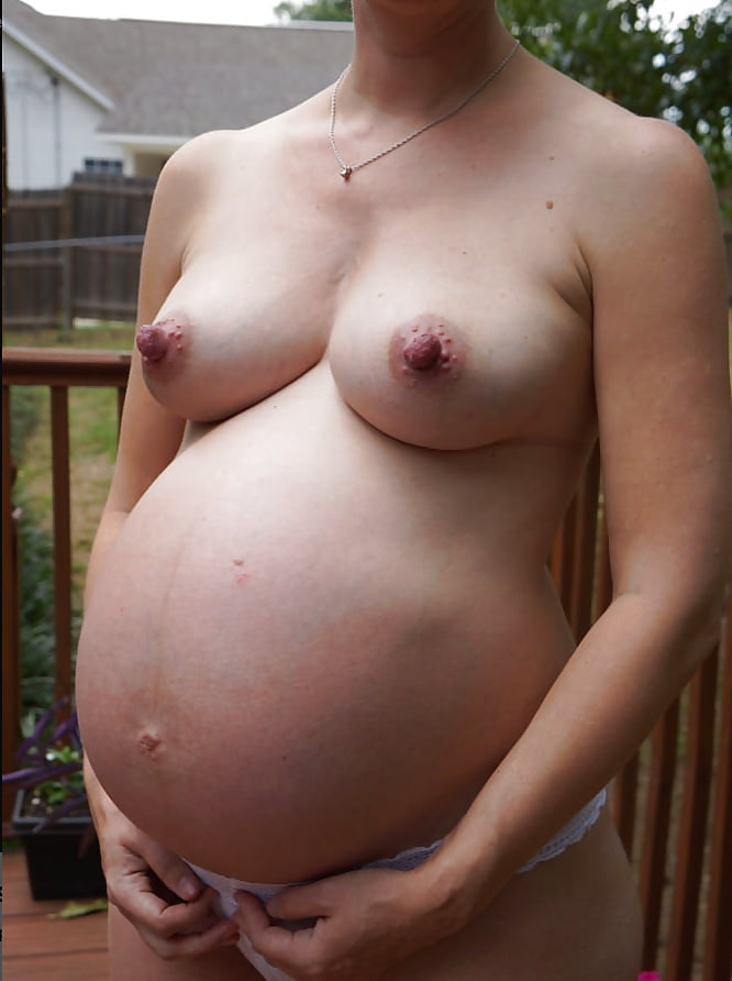 Japanese pregnant dark nipples #15