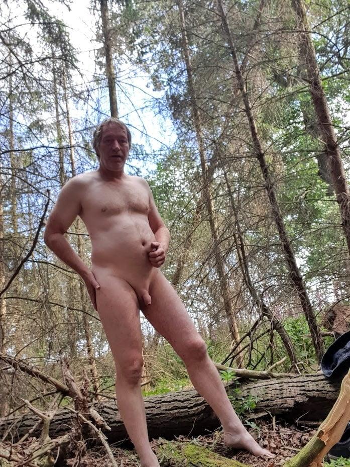 Amateur nackt wald Private Sex