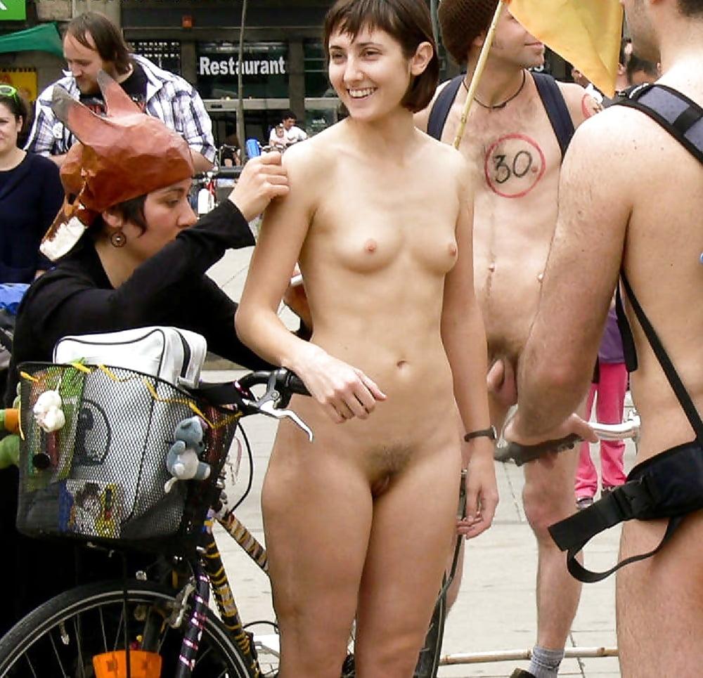 Euros nudist street parades tubes free — photo 2