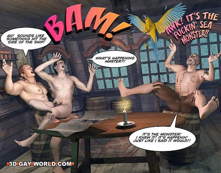 from Kingston gay 3d world the cabin boy