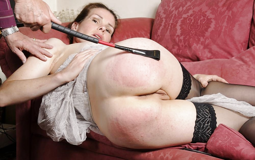 Watch Chubby Mature Slave Spanked And Humiliated