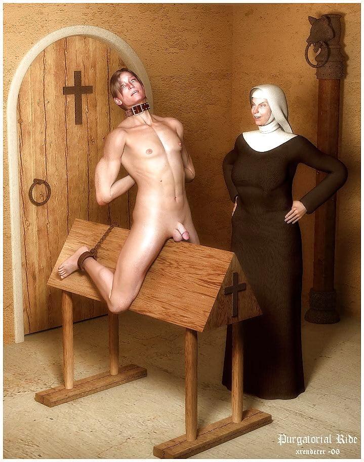 Nun femdom