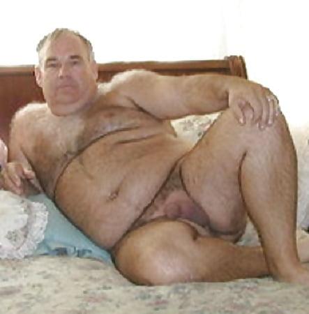 Chubby man mature