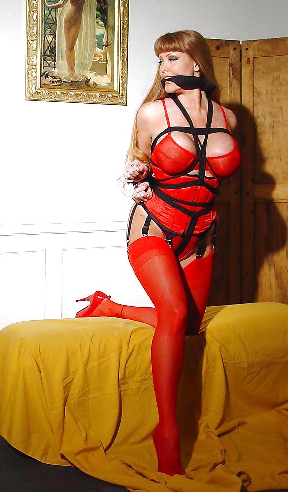 Darla Crane Bondage Porn Pics