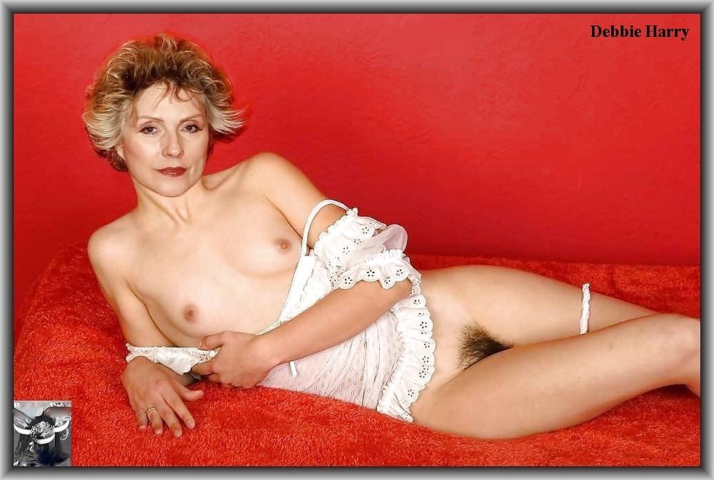 Has Deborah Harry Ever Been Nude