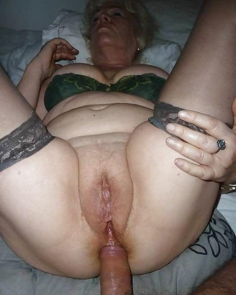 Granny anal galery