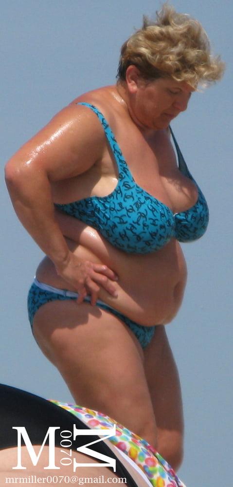 Small boobs beach edition