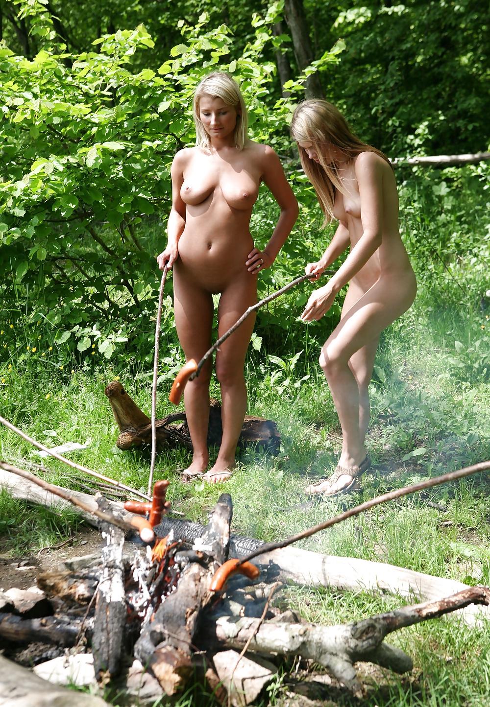 Naked Magazine By Melissa Korber