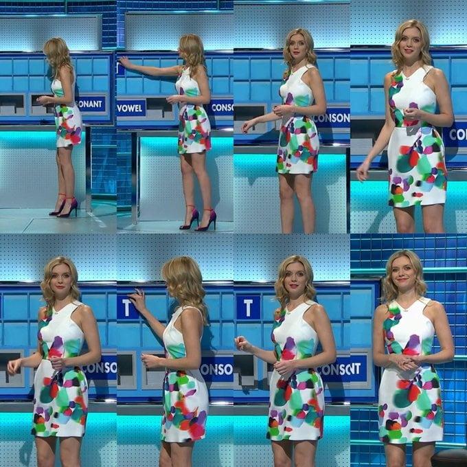 Queen of Countdown- Rachel Riley pt.233 - 150 Pics
