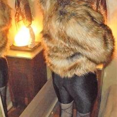 LadyElizabeth In A Fur Coat