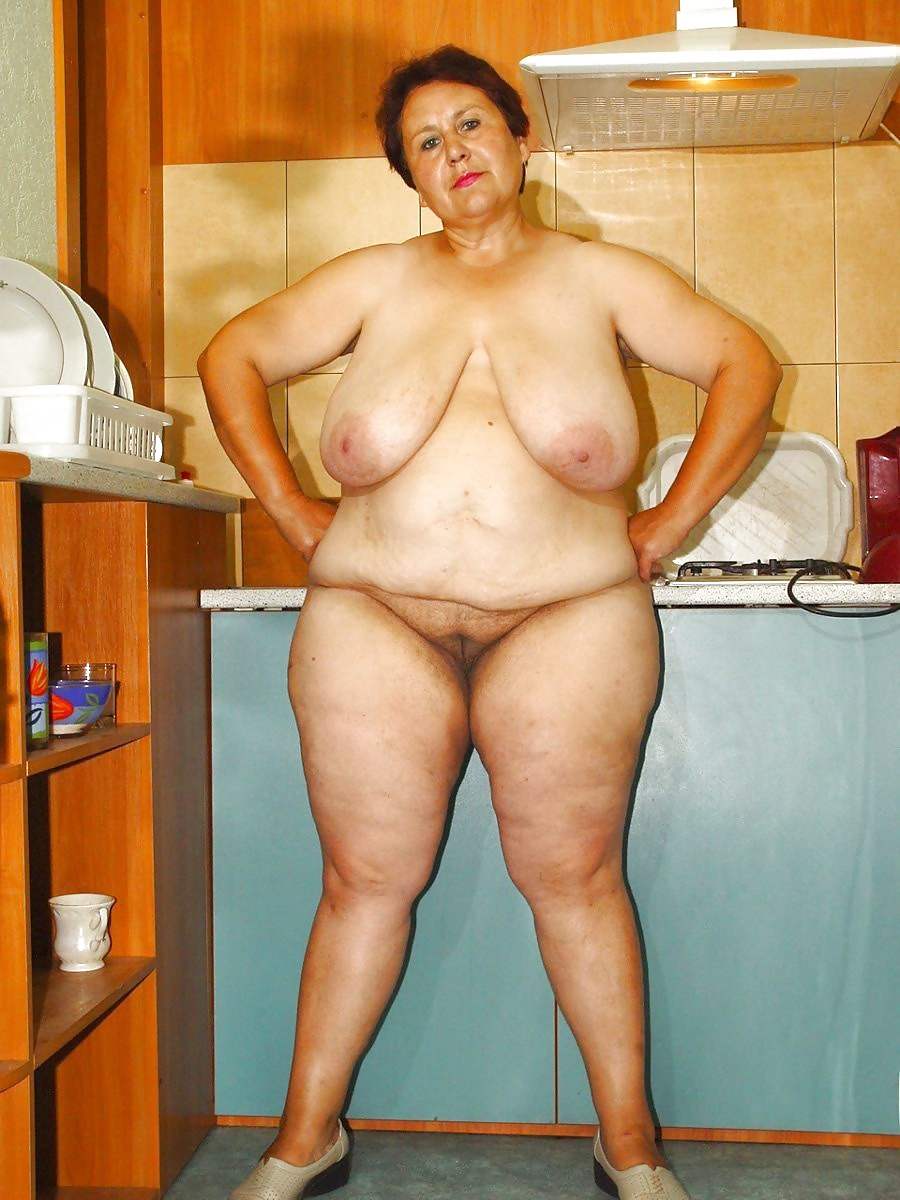 Naked bbw grannies sexy