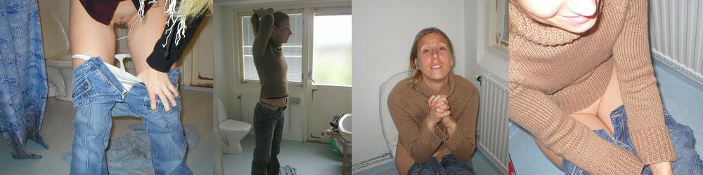 Swedish Sandra J collages - 13 Pics
