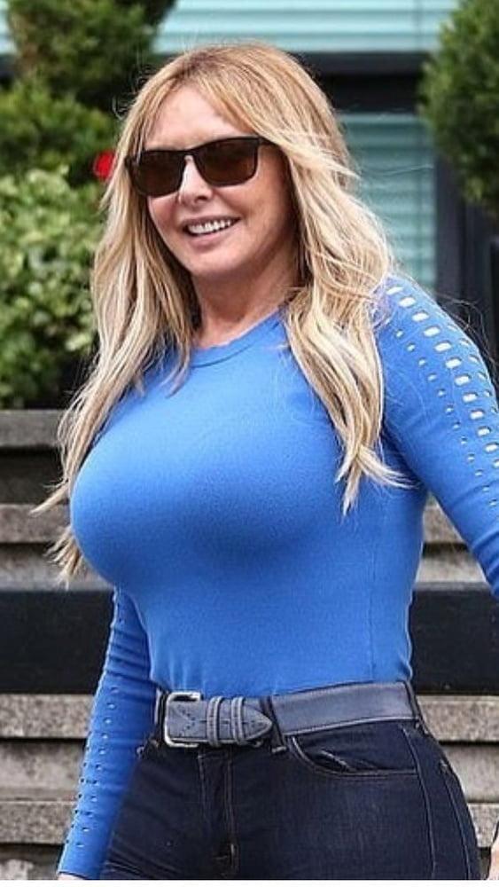 Carol Vorderman Nut Buster MILF In Tight Ass Jeans Wank Bank - 92 Pics