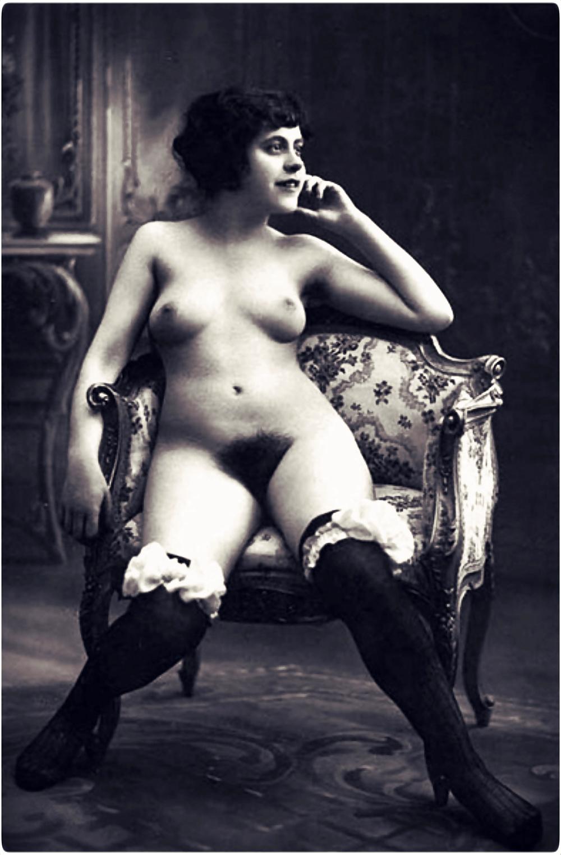 Vintage desnudo mujeres erótica