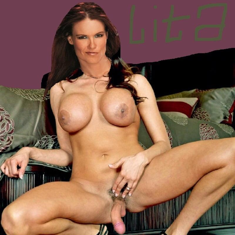 Wwe Lita Sexy Nude