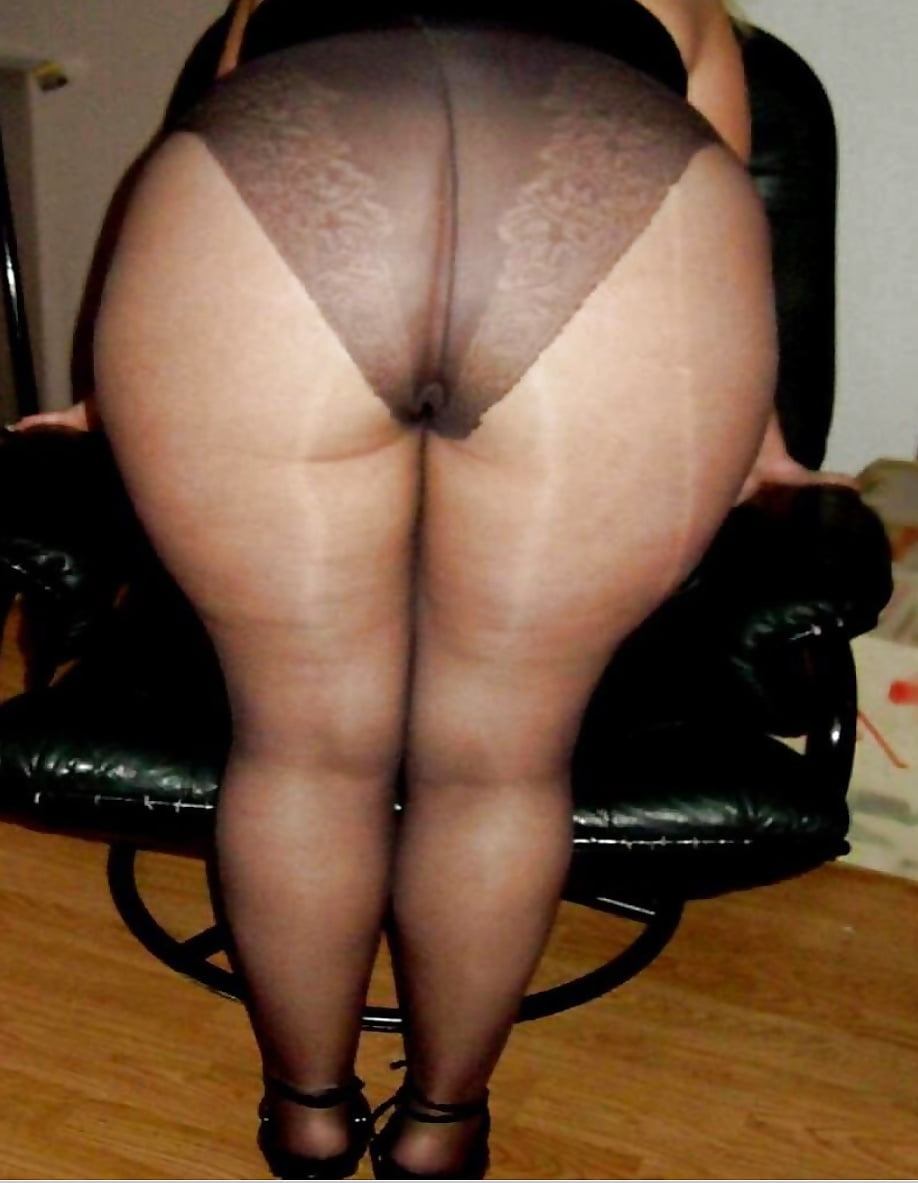 Fat woman panty fetish — 10