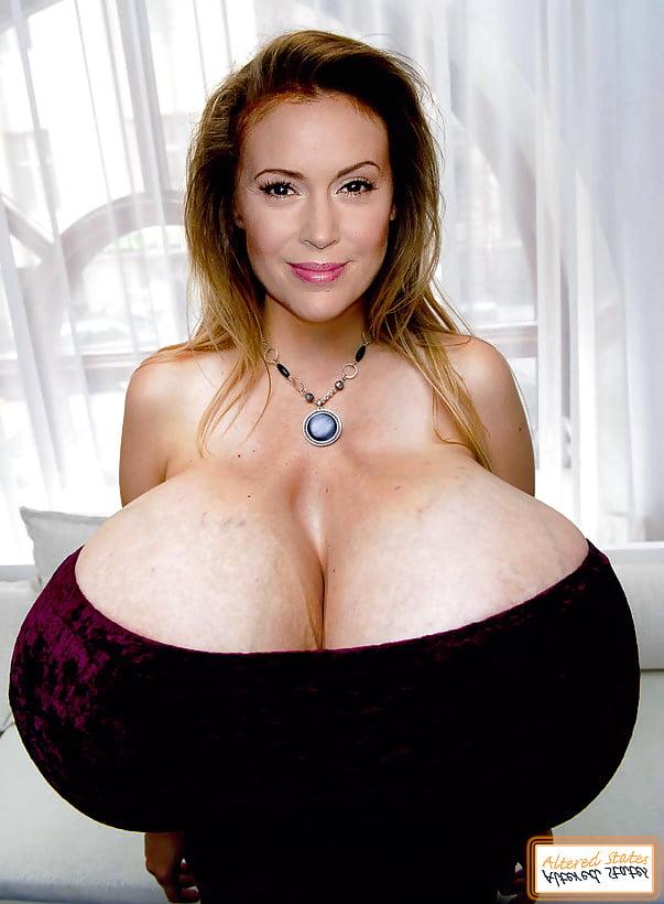 самые огромные сиськи в мире у женщин - 9