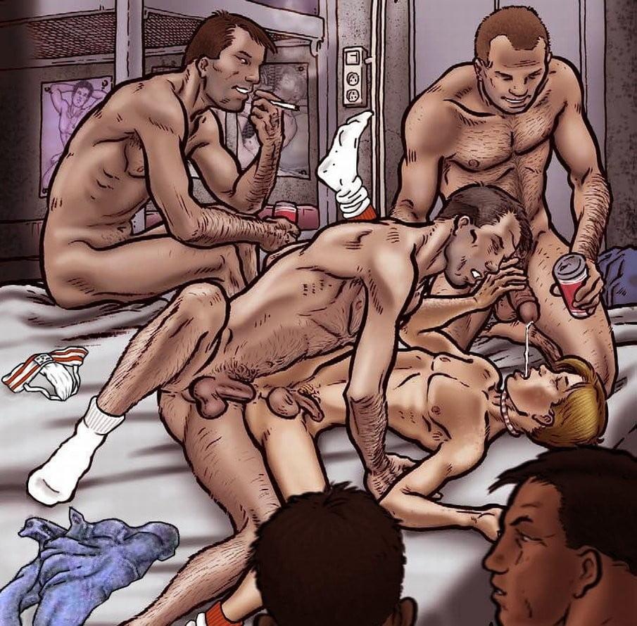 Prison gay pics