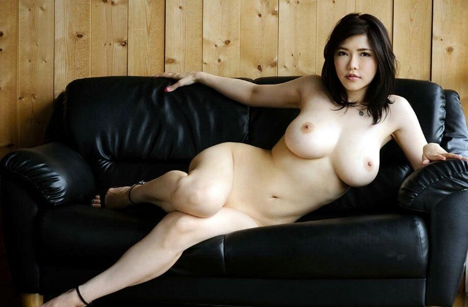 Anri Okita Topless Asian Brunette Pornstar With Bare Natur Egotastic 1