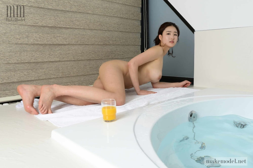 Korean beautiful nude-7951