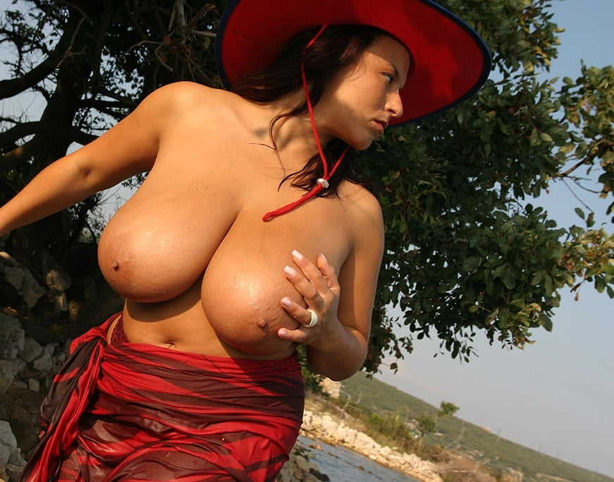 Young Mexican Girl With Large Breasts