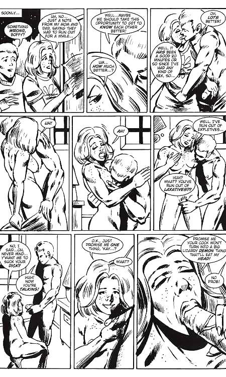 Black n white comics xxx-2951