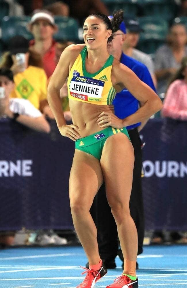 olympic hurdler jenneke - 650×1000