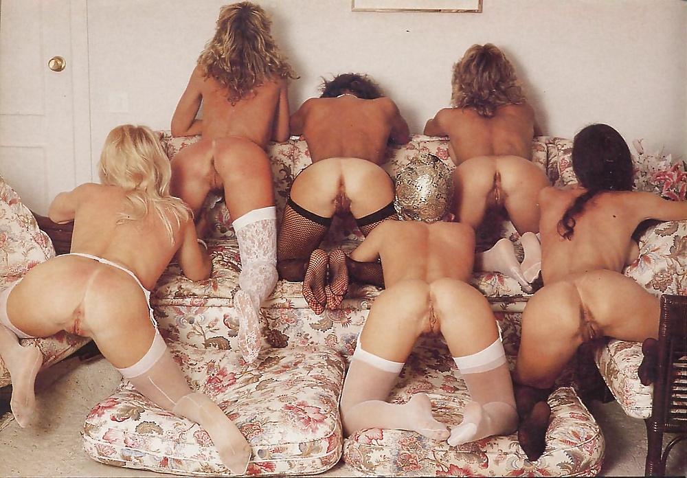 Hairy Orgy Porn Pics