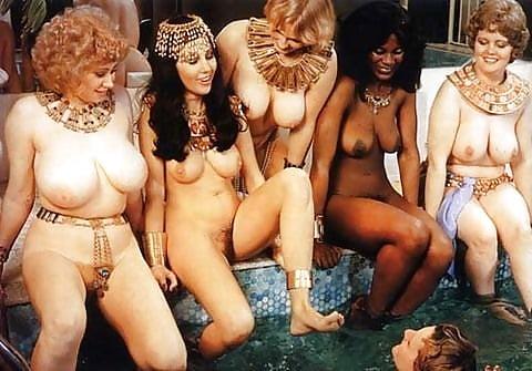 Harem vintage orgy porn galery photo