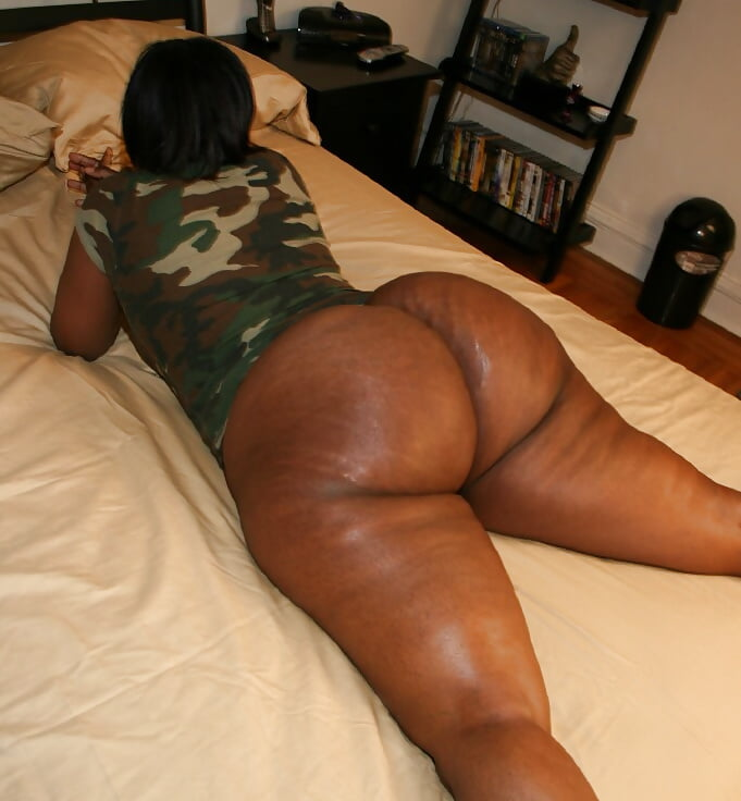 Thick Black Ass Fucked
