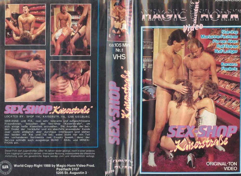 Sex Machine Vhs