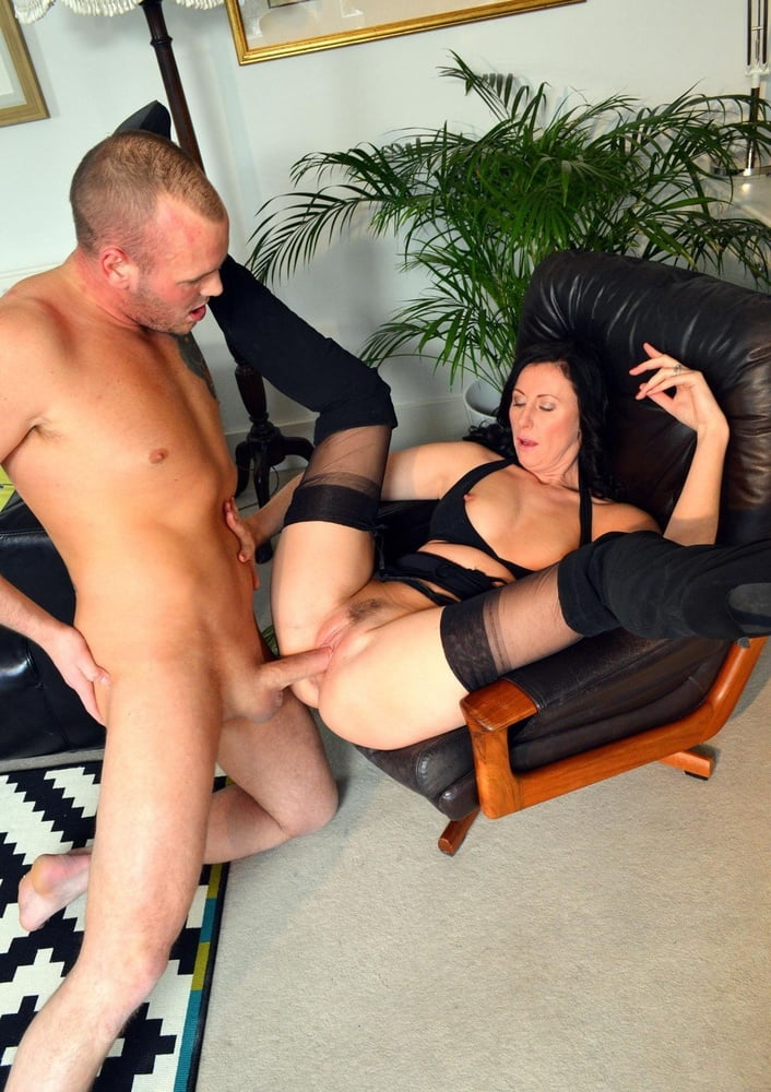 Wild stocking sex action posted