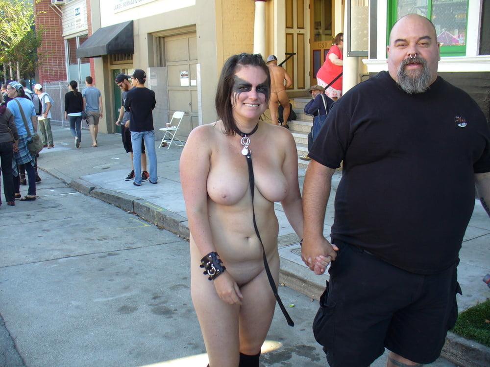 Folsom Nude Flogging