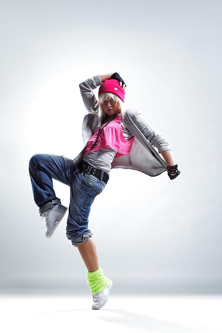 Ebony teen strip-9379