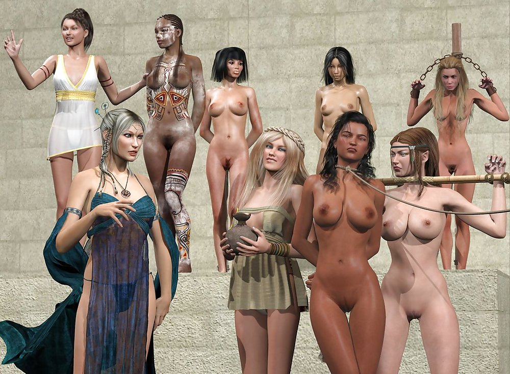 Naked female slaves tumblr