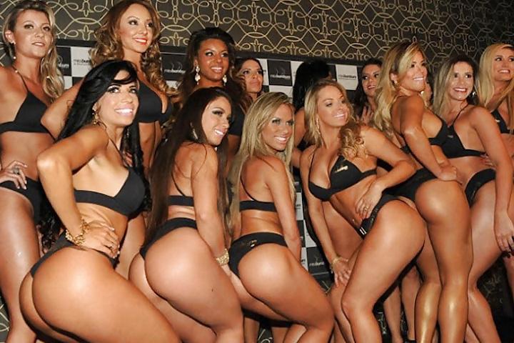 Бразильянки и секс