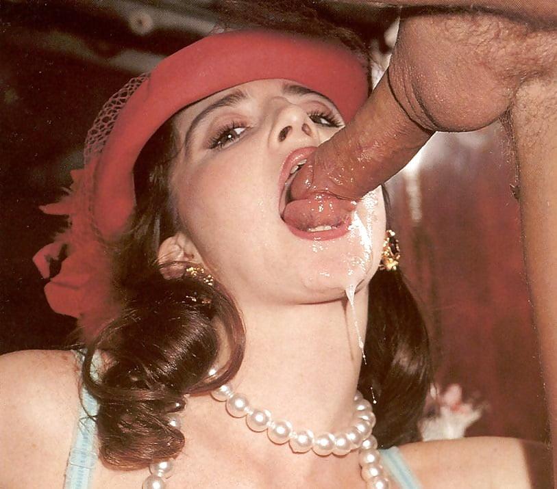 Vintage cum swallow